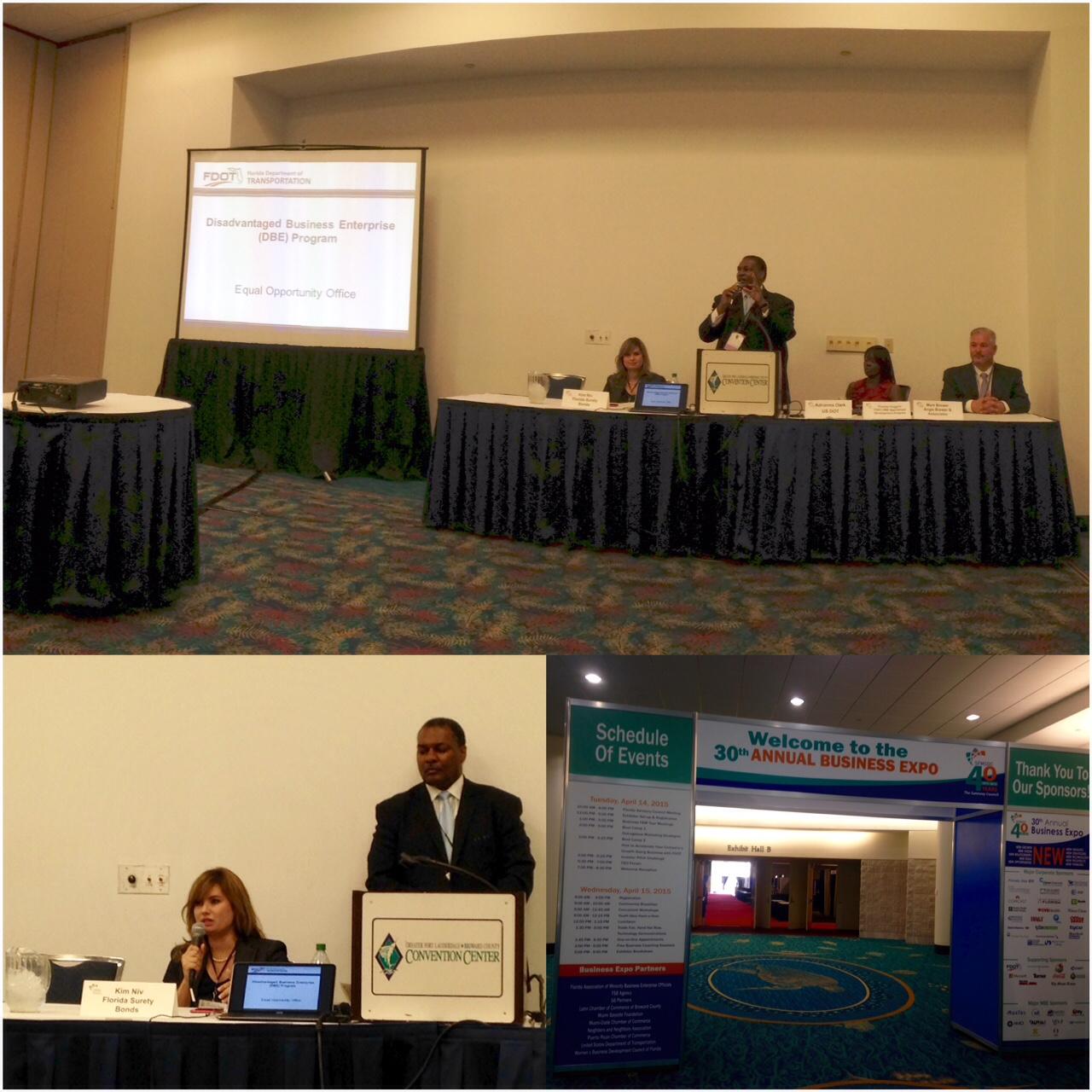 SFMSDC 30th Annual Business Expo - Florida Surety Bonds