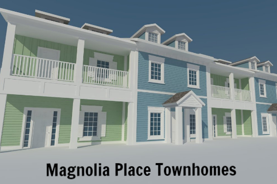 Habitat Magnolia Homes